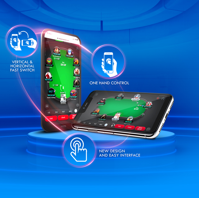 Spartan Poker on Android
