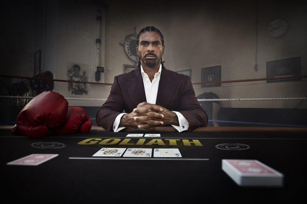 Poker Star David Haye