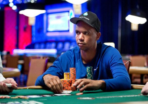 Phil Ivey poker gamer