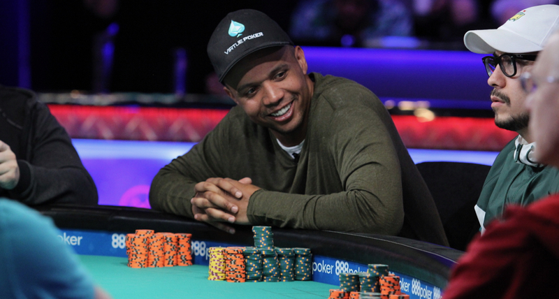 Phil Ivey and Borate Casino