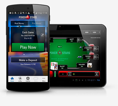 How to download the Pokerstars app