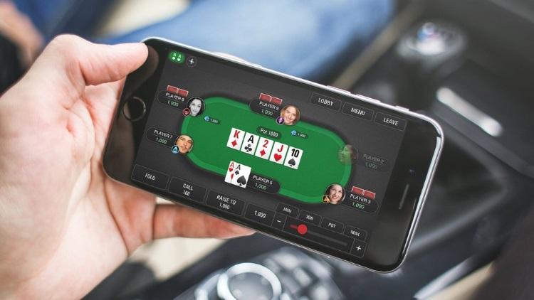 Mobile version PokerStars