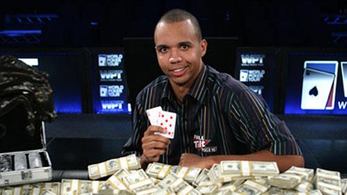 Phil Ivey won a decent amount of money