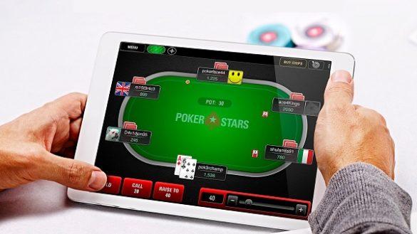 mobile version of PokerStars
